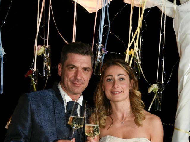 Il matrimonio di Stefano e Valentina a Pieve a Nievole, Pistoia 187
