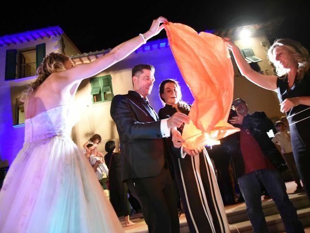 Il matrimonio di Stefano e Valentina a Pieve a Nievole, Pistoia 197