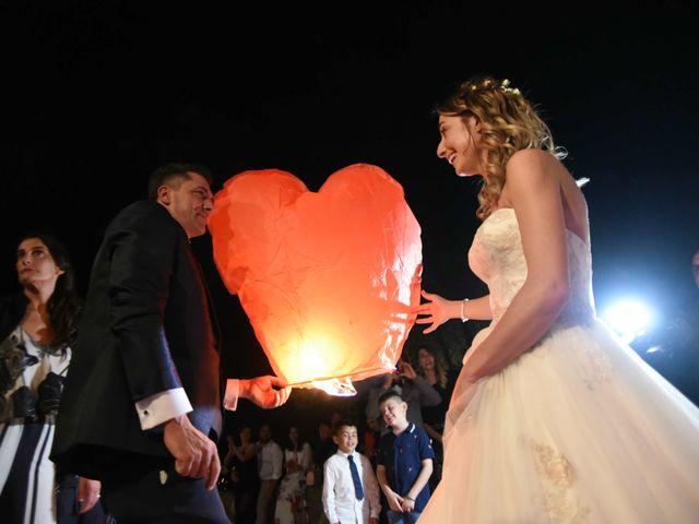 Il matrimonio di Stefano e Valentina a Pieve a Nievole, Pistoia 199