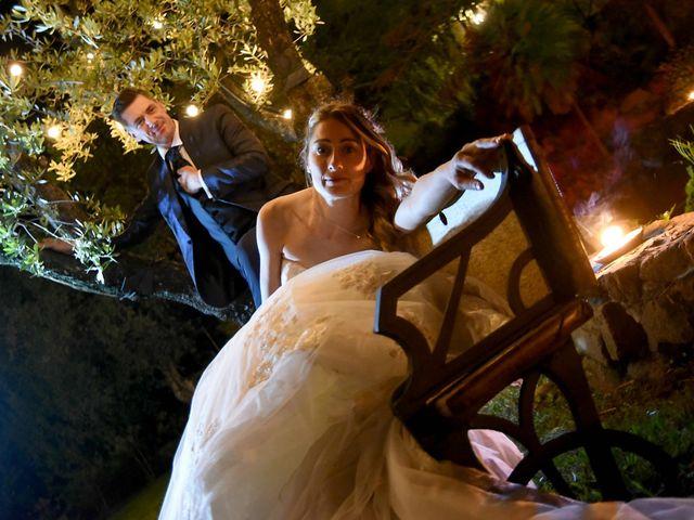 Il matrimonio di Stefano e Valentina a Pieve a Nievole, Pistoia 206