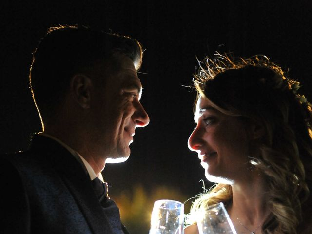 Il matrimonio di Stefano e Valentina a Pieve a Nievole, Pistoia 209