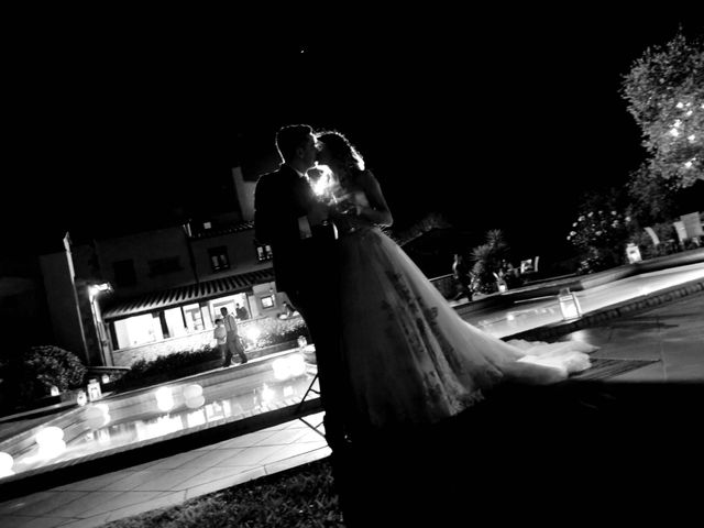 Il matrimonio di Stefano e Valentina a Pieve a Nievole, Pistoia 212