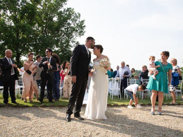Il matrimonio di Alessandro e Jessica a Pavia, Pavia 35