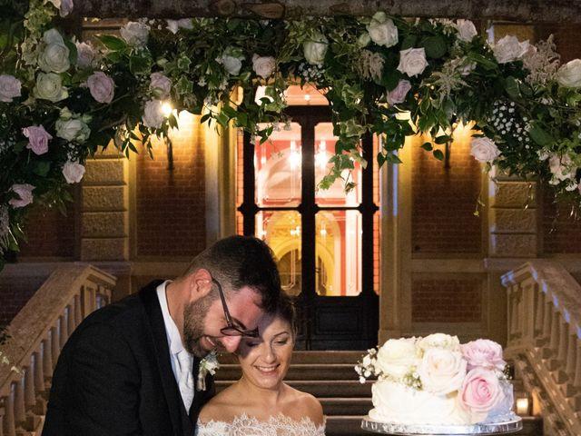 Il matrimonio di Alessandro e Jessica a Pavia, Pavia 49