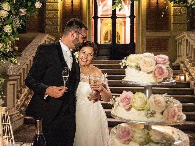 Il matrimonio di Alessandro e Jessica a Pavia, Pavia 50