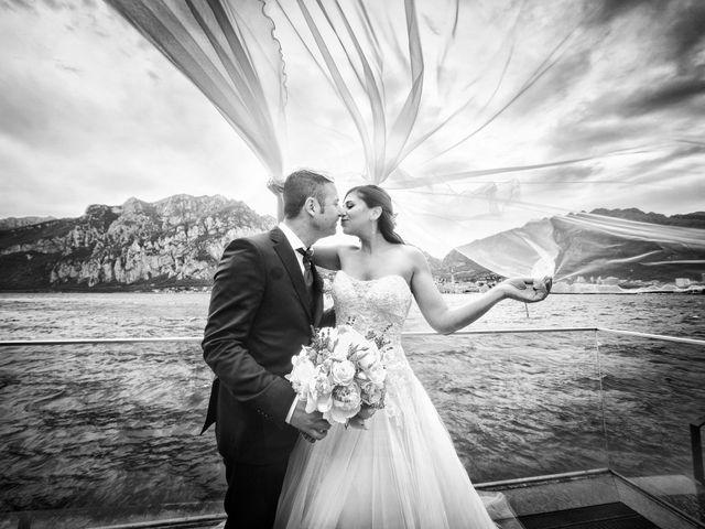 Le nozze di Ilenia e Davide