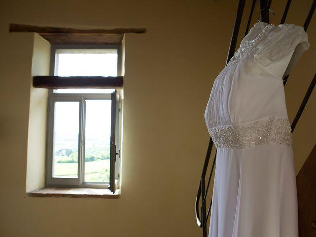Il matrimonio di Gilbert e Christiane a Passignano sul Trasimeno, Perugia 6