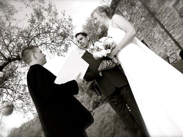 Il matrimonio di Gilbert e Christiane a Passignano sul Trasimeno, Perugia 14