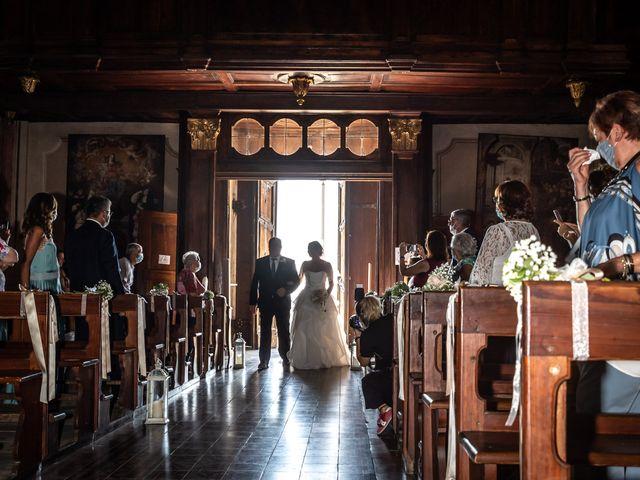 Il matrimonio di Nicolas e Arianna a Grana, Asti 12