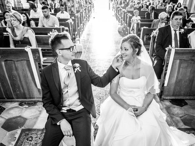 Il matrimonio di Nicolas e Arianna a Grana, Asti 13