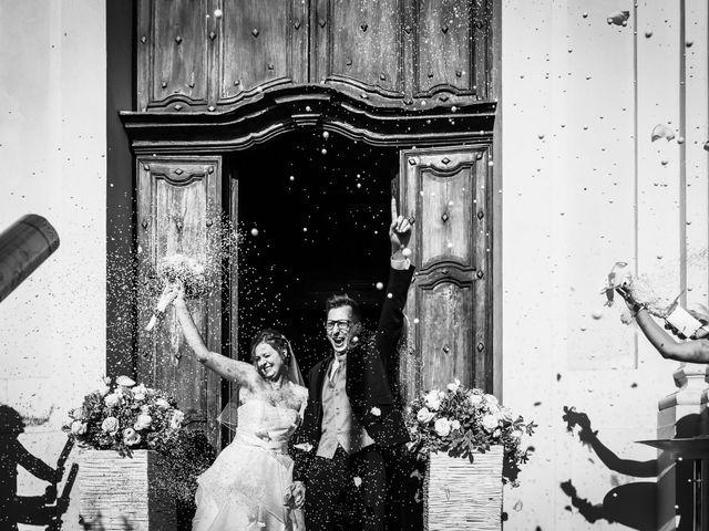Il matrimonio di Nicolas e Arianna a Grana, Asti 14