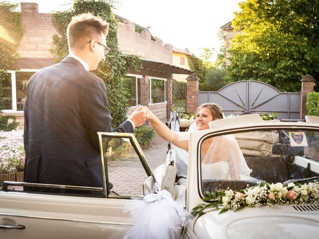 Il matrimonio di Nicolas e Arianna a Grana, Asti 15