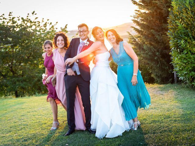 Il matrimonio di Nicolas e Arianna a Grana, Asti 19