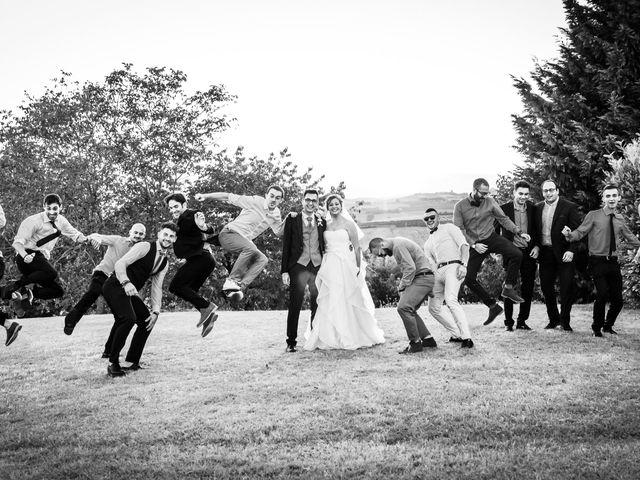 Il matrimonio di Nicolas e Arianna a Grana, Asti 20