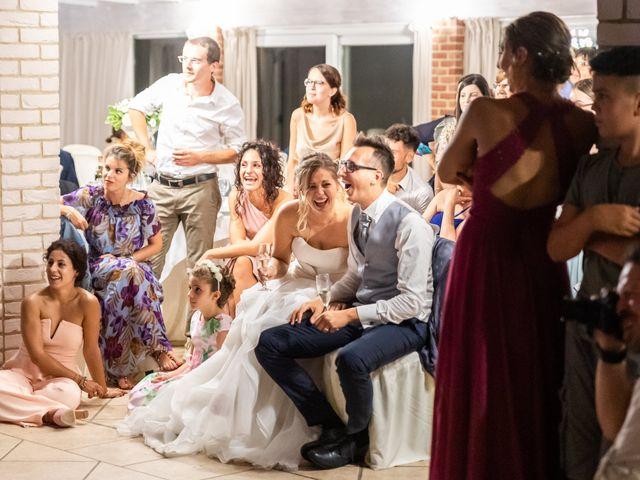 Il matrimonio di Nicolas e Arianna a Grana, Asti 22