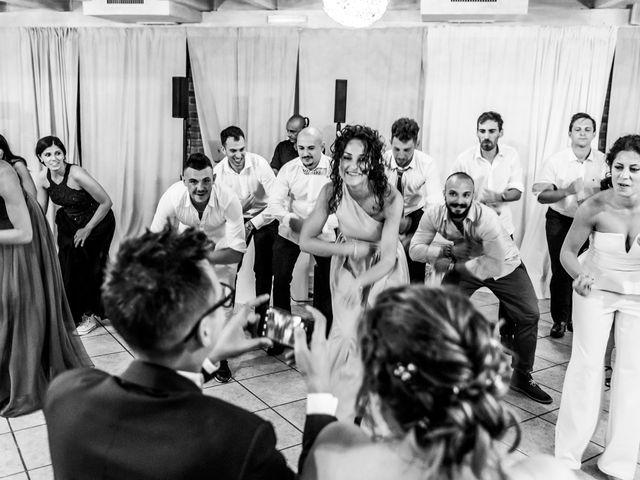 Il matrimonio di Nicolas e Arianna a Grana, Asti 25