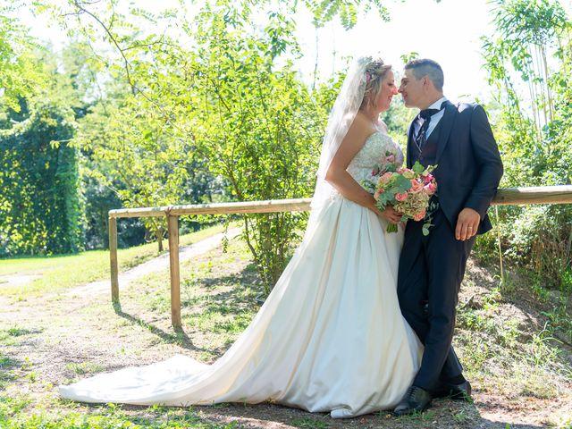Le nozze di Elisa e Michael