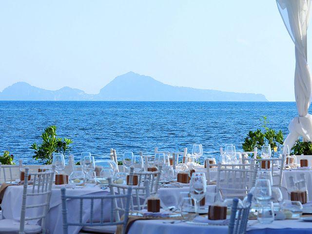 Il matrimonio di Davide e Federica a Bacoli, Napoli 2