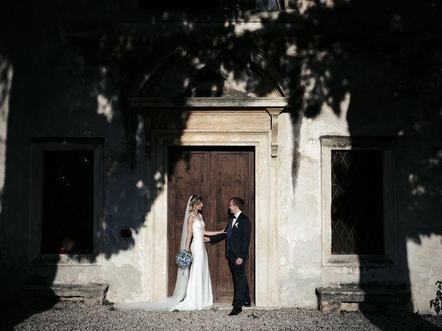 Il matrimonio di Emanuele e Sara a San Martino Buon Albergo, Verona 15