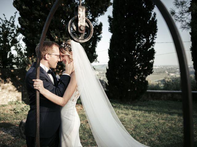 Il matrimonio di Emanuele e Sara a San Martino Buon Albergo, Verona 17