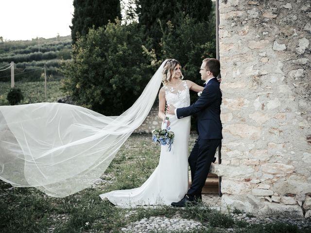 Il matrimonio di Emanuele e Sara a San Martino Buon Albergo, Verona 21