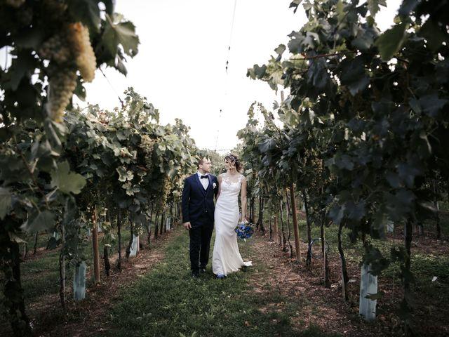 Il matrimonio di Emanuele e Sara a San Martino Buon Albergo, Verona 23