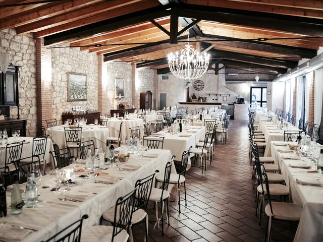 Il matrimonio di Emanuele e Sara a San Martino Buon Albergo, Verona 31
