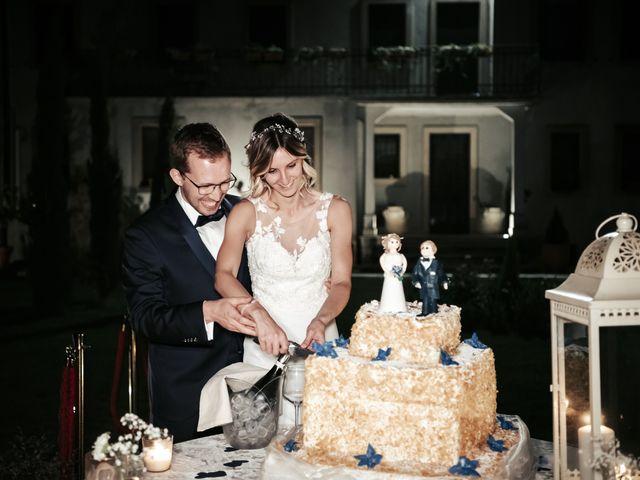 Il matrimonio di Emanuele e Sara a San Martino Buon Albergo, Verona 36