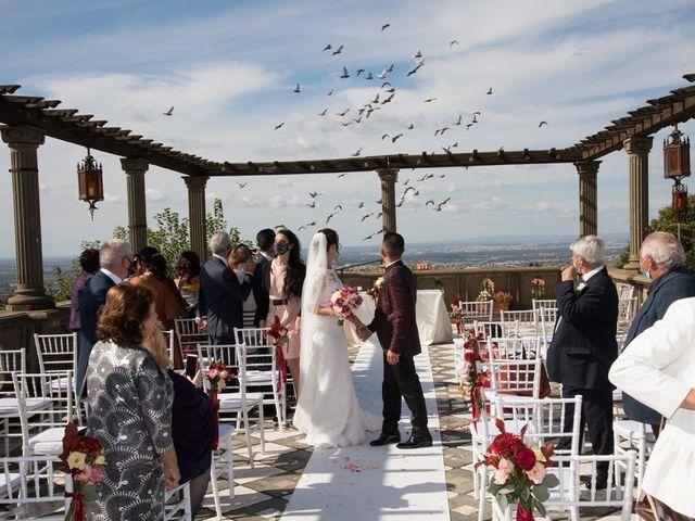 Il matrimonio di Debora e David a Grottaferrata, Roma 2