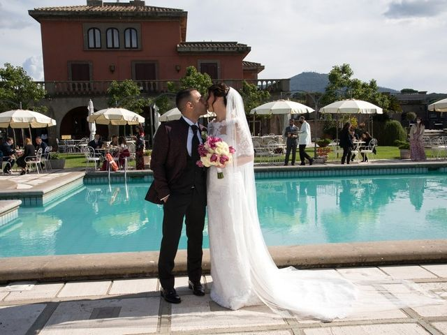 Il matrimonio di Debora e David a Grottaferrata, Roma 3