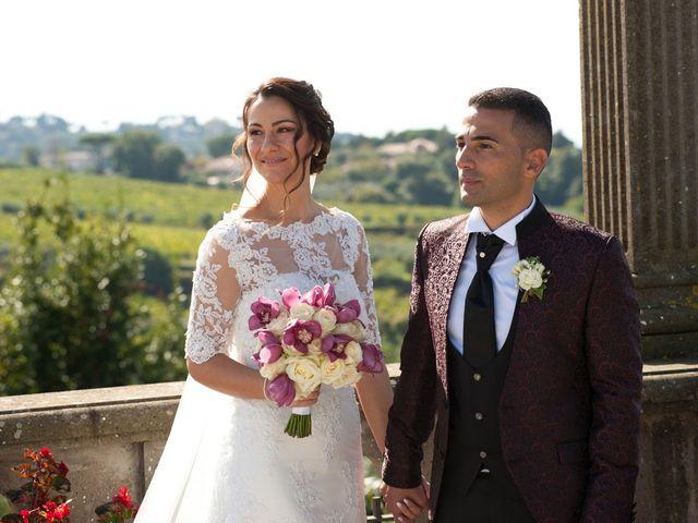Il matrimonio di Debora e David a Grottaferrata, Roma 4