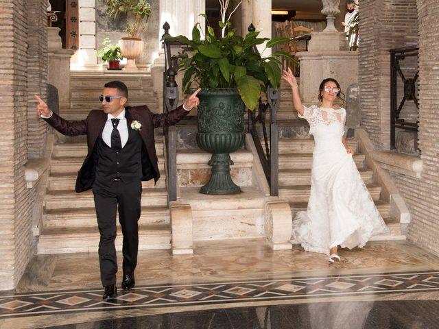 Il matrimonio di Debora e David a Grottaferrata, Roma 9