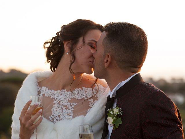 Il matrimonio di Debora e David a Grottaferrata, Roma 11