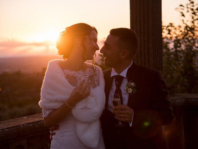 Il matrimonio di Debora e David a Grottaferrata, Roma 12