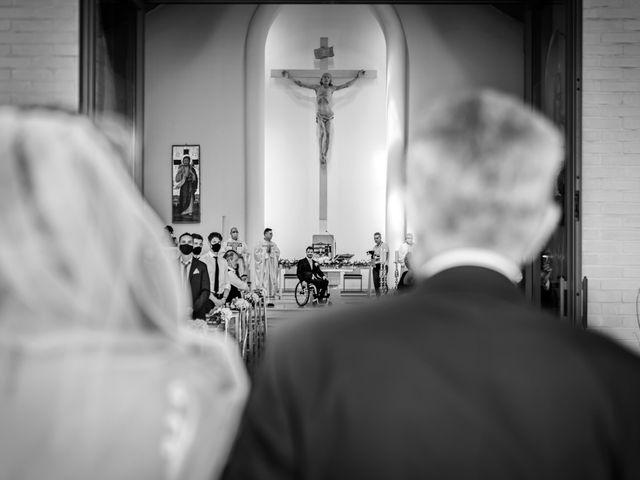 Il matrimonio di Francesco e Gloria a Caorle, Venezia 31