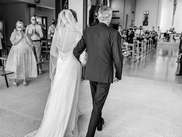 Il matrimonio di Francesco e Gloria a Caorle, Venezia 33
