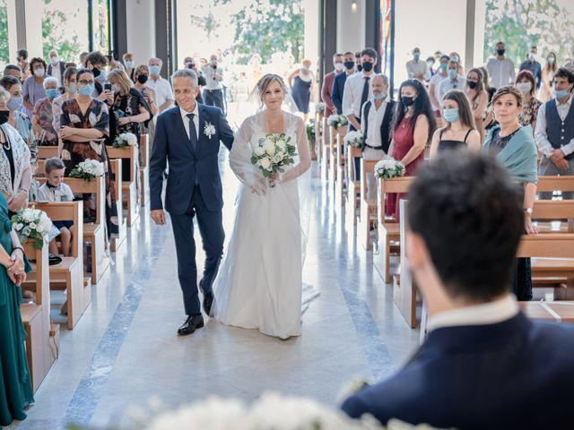 Il matrimonio di Francesco e Gloria a Caorle, Venezia 34