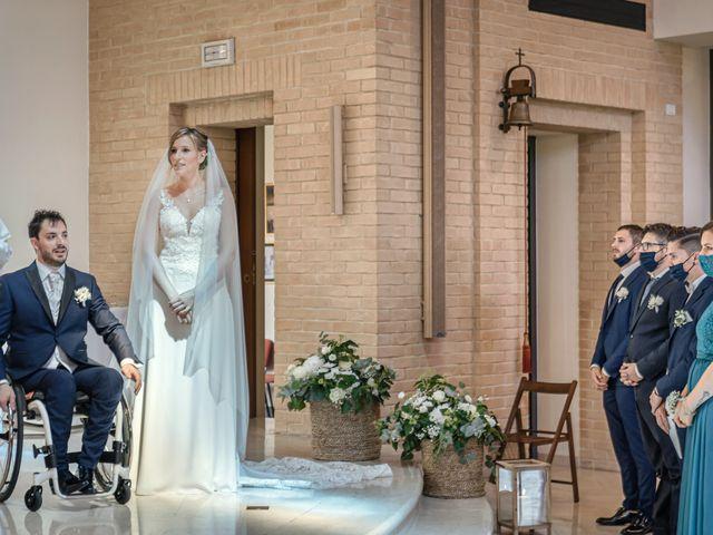 Il matrimonio di Francesco e Gloria a Caorle, Venezia 36