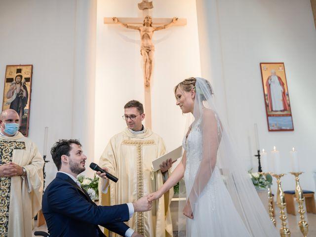 Il matrimonio di Francesco e Gloria a Caorle, Venezia 38