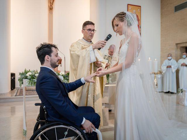 Il matrimonio di Francesco e Gloria a Caorle, Venezia 39