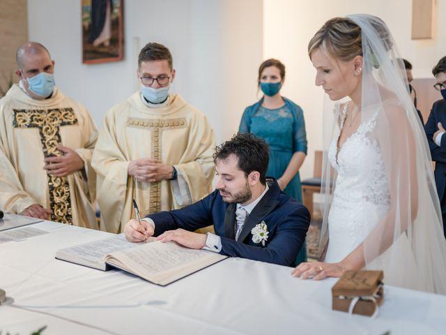 Il matrimonio di Francesco e Gloria a Caorle, Venezia 42