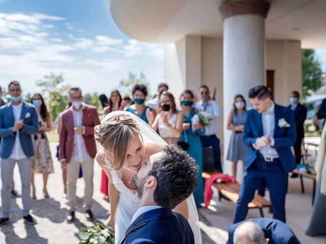 Il matrimonio di Francesco e Gloria a Caorle, Venezia 46