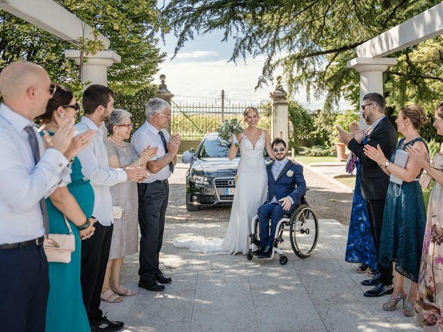 Il matrimonio di Francesco e Gloria a Caorle, Venezia 48