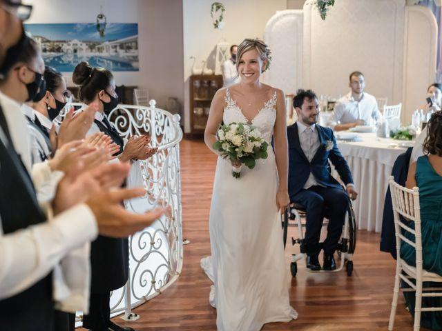 Il matrimonio di Francesco e Gloria a Caorle, Venezia 73