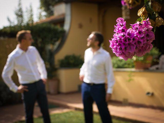 Il matrimonio di Jeremy e Mara a Forte dei Marmi, Lucca 7