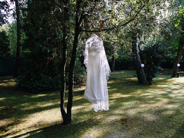 Il matrimonio di Jeremy e Mara a Forte dei Marmi, Lucca 12