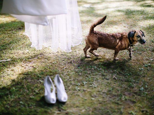 Il matrimonio di Jeremy e Mara a Forte dei Marmi, Lucca 13