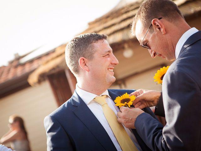 Il matrimonio di Jeremy e Mara a Forte dei Marmi, Lucca 43