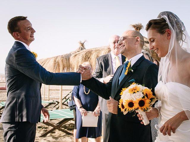 Il matrimonio di Jeremy e Mara a Forte dei Marmi, Lucca 53