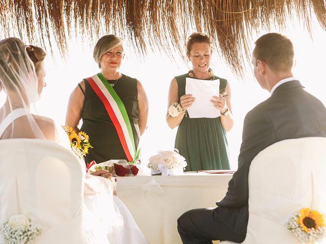Il matrimonio di Jeremy e Mara a Forte dei Marmi, Lucca 54